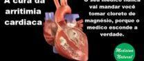 Arritmia cardíaca pelo doutor lair ribeiro